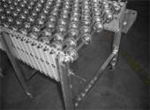 Растяжные роликовые конвейеры