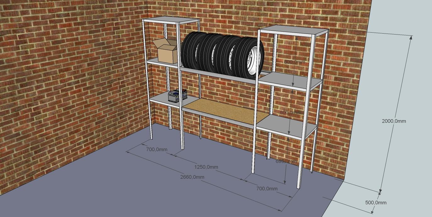 Проекты двухэтажных гаражей на 2 машины